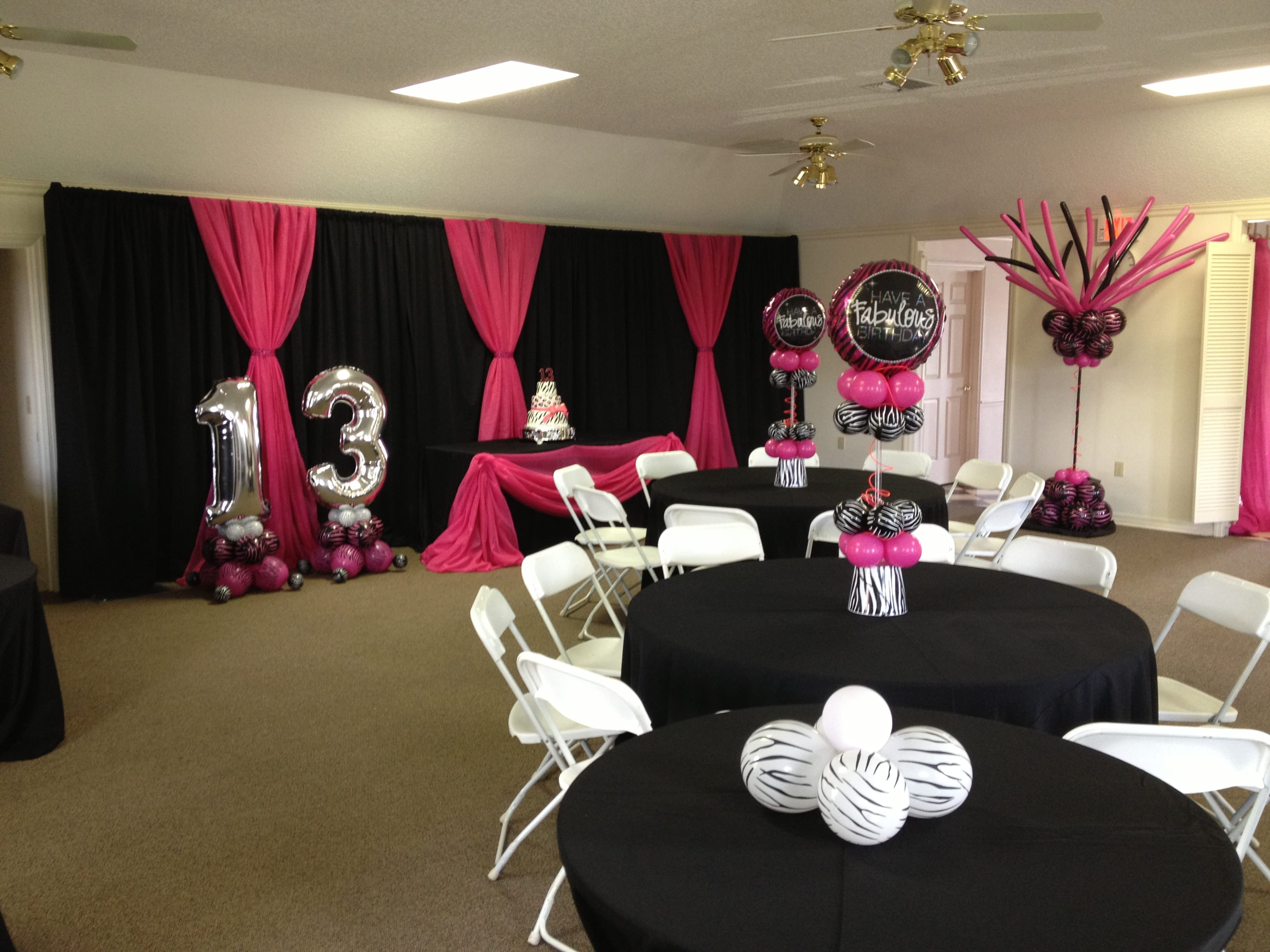 Should i add fabric decor to my balloon business for Balloon decoration business